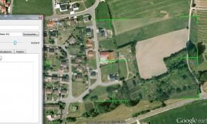 Screenshot aus Google Earth