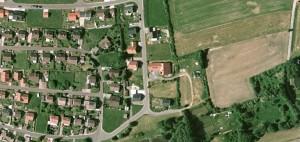 altes Luftbild aus Google Earth