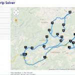 Screenshot von meiner Tourenplanung mittels Optimap auf: http://www.gebweb.net/
